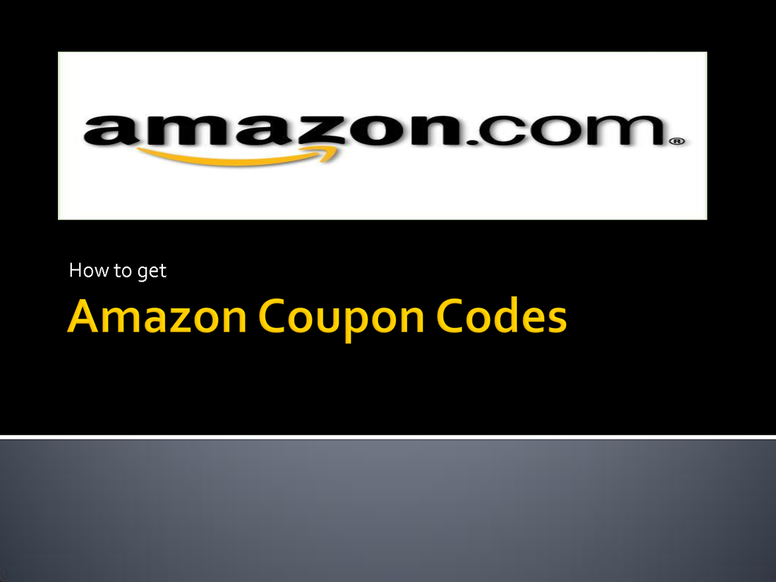 Discount coupons in amazon